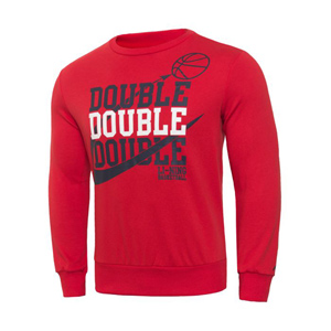 li-ning men sweater: 2013 basketball series,basketball Sweatshirt, li-ning AWDH025