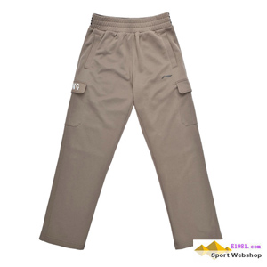 men casual Trousers:2013 sports life category,li-ning Leisure Trousers,li-ning AKLH289