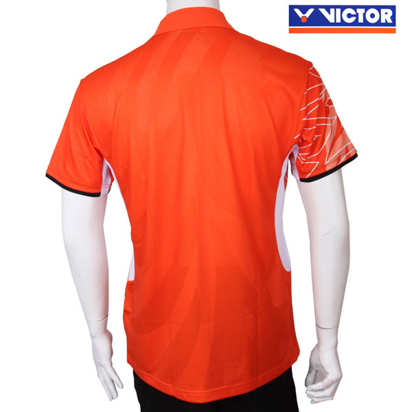 men badminton T-shirt: 2013 South Korea tournament jersey,VICTOR S-3001F