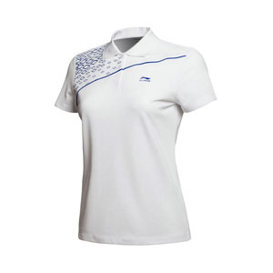 womens tournament Jersey: 2013 Table Tennis badminton POLO shirts,Lining APLH188