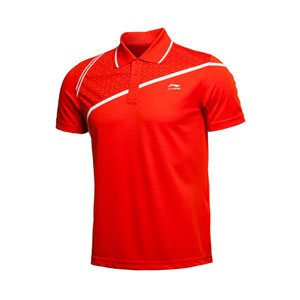 mens  tournament Jersey: 2013 Indoor Top Table Tennis and badminton shirts,Lining AAYH055