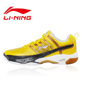 Women Badminton shoes: 2012 Uber Cup Badminton tournament shoes,li-ning AYAG008