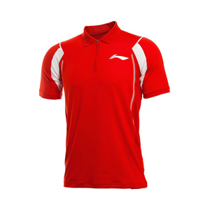 Lining Tennis T-shirts: 2013 Tennis Men Competition Tops,Li ning AAYH077