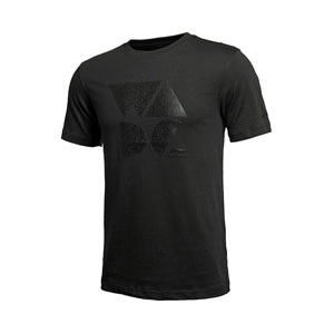 Wade Casual Tshirt:2013 Way of Wade men basketball short-sleeved tshirt,Lining AHSH701