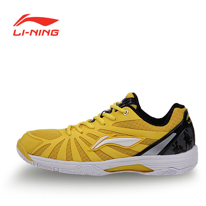 Men Table Tennis Shoes: Lining Professional Table Tennis Shoes, Li