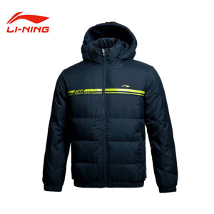 Men Down Jacket: 2013 Li-Ning ATProof Wind Tennis Down Jacket,Lining AYMG121