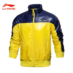 Men Casual Jackets 2013 Li Ning Sports Jacket Lining AJDH049-2-3-4