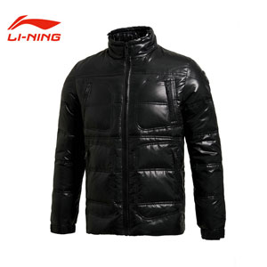 Lin Dan Down Jacket November 2013 Badminton Short Down Jacket Li-Ning AYMH081