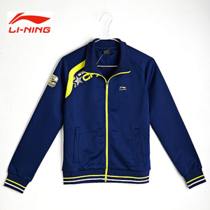 Li-ning Badminton Jacket Men Badminton Jacket 3  colors size M--XXL Li-ning AWDFG81