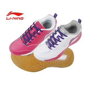 ladies badminton shoes: 2013 women Training badminton shoes,Li-ning footwear,Li-ning AYTH016