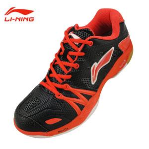 Fu HaiFeng Badminton Shoes 2014 Lining Men Competition Badminton Shoes Lining AYAJ013