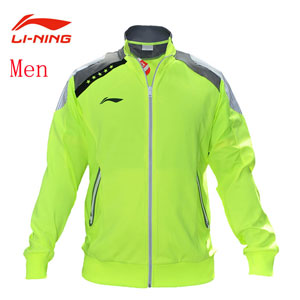 Men Badminton Jacket Thomas Cup 2014 Badminton Accept Award Jacket Lining AWDJ159-2