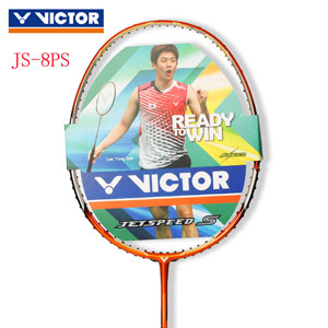 Victor Badminton Racket 2014 New Jetspeed S Badminton Racket Victor JS-8PS/8ST