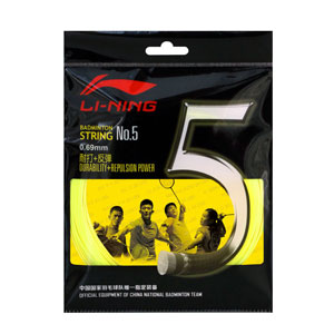 Lining Badminton String 2014 Durability Repulsion Power 0.69MM Lining String No.5