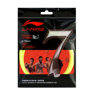 Lining Badminton String 2014 Super Durability 0.70MM Lining String No.7