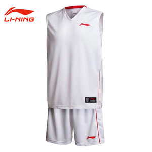 LiNing Basketball Season All-Star Mens Tournament Basketball Jerseys Shorts AATH005-1-2-3-4