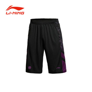 Li-Ning Basketball High Shorts 2014 Wade Basketball Tournament Shorts Lining AAPJ119-1
