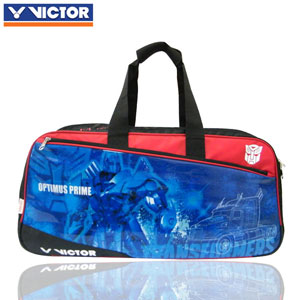 VICTOR Badminton Bag 2014 Limited edition Transformers 12 racket badminton bag BR9602TF4 E/F