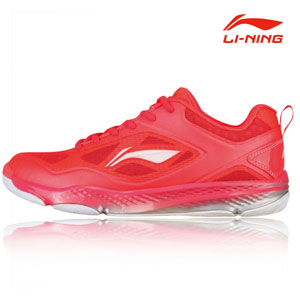 Lining Badminton Shoes 2014 August Women Badminton Shoes Li-ning AYTJ064-1-2