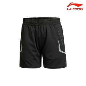 Lining Badminton Shorts: 2014 Women Badminton Game Shorts, Li-Ning AAPJ116-2