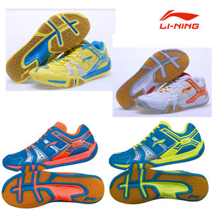 Li-ning Badminton shoes  Men Badminton Professional Shoes, Li ning AYTJ073-1-2