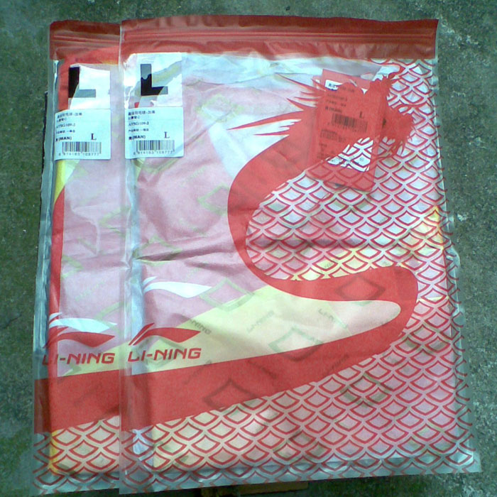 Lin Dan London Olympics Limited Lining Men Badminton Sleeveless Competition Jersey Lining-CP