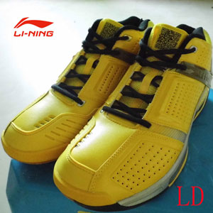 Lin Dan Badminton Shoes 2014 Li-Ning LD HERO Badminton Shoes Lining AYAJ077-1-2