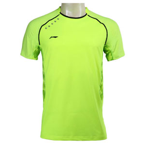 Lin Dan Badminton T-shirts October Lining INCHEON 2014 Asian Games Badminton Jersey AAYJ557