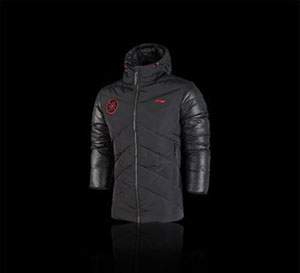 Wade Down Jacket  Li-ning Way of Wade Mens Sports Down Jacket Li-Ning AYMH267