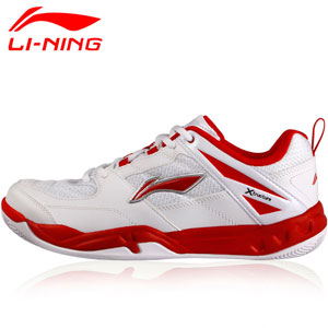 Men Badminton Shoes: December 2014 Li-ning Training Badminton Shoes, Li-ning AYTK055