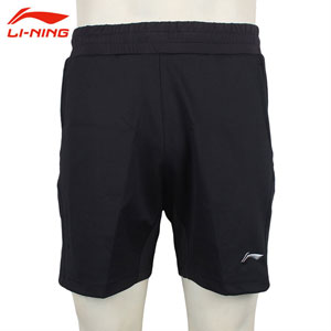 Men Badminton Shorts: 2015 All England Open Li Ning Badminton Tournaments Pants,AAPK007