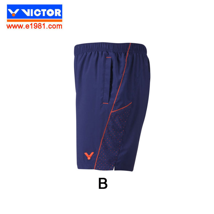 VICTOR Men Badminton Shorts, 2015 Thin section Shorts badminton,VICTOR R-5093 C/H/B