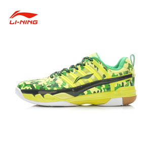 Men Badminton Shoes, 2015 Li-Ning Limited edition, Professional Badminton Shoes, AYAK027 -1-2