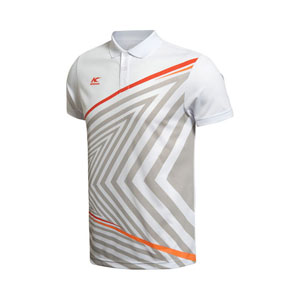 Kason Badminton Tshirt: 2015 Men Tournaments Badminton Jersey, Kason FAYK005