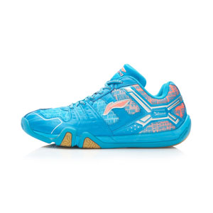 Lining Badminton Shoes 2015 Affixed to the ground TD men´s badminton Training shoes Li-Ning AYTK059