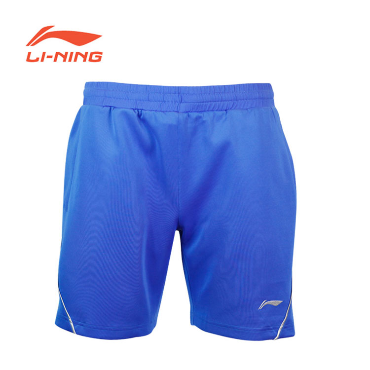 Men Badminton Shorts 2015 Lining Badminton Professional Shorts Li Ning AAPK287