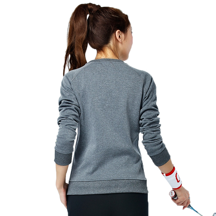 Li-ning Badminton Sweater 2015 Women Badminton Long-sleeve Tshirt Li-ning AWDK556