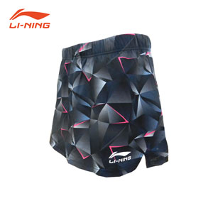 Li-Ning Table Tennis Shorts Skirt 2016 Women Table Tennis National Team Skirt Li-ning ASKL078