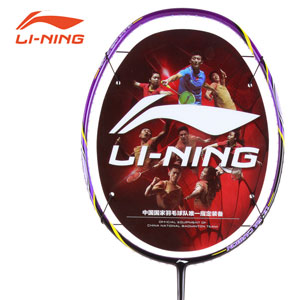 Li-ning Badminton Racket 2016 UC9000 Badminton Training Racket AYPL006 AYPL012