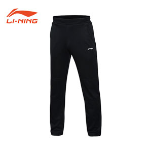 2016 Li-ning/Lining/Li Ning Badminton Trousers Men Sports Pants AKLL255