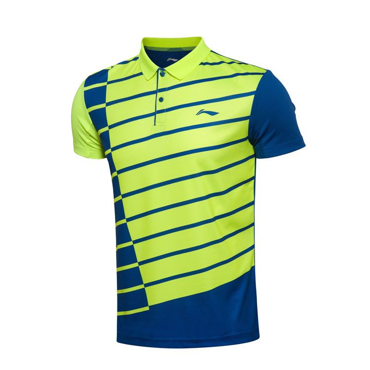 Li Ning/Li-ning/Lining AAYL037 Badminton 2016 men´s quick-drying T-shirt competition Jerseys