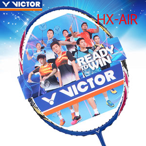 Victor new 2016 HYPERNANO X AIR Badmitnon Racket 4U 5U G5 Victor HX-AIR