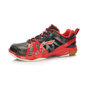 Fu HaiFeng Badminton Shoes 2016 Lining/Li ning Men Competition Sports Shoes Li-ning AYZK037