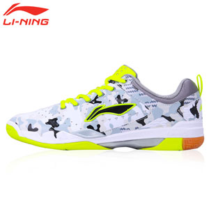 Cai Yun Badminton Shoes 2016 Lining/Li-Ning/Li Ning Tournament Sports Shoes AYAK037