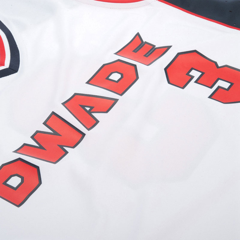 Wade Basketball Jersey 2016 Way of Wade Basketball Competition jersey Li-ning AAYL027