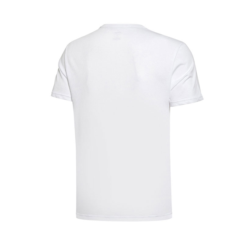Li-Ning 2016 Wade Basketball Short-sleeved Culture Tshirt Sports WOW Li Ning AHSL069