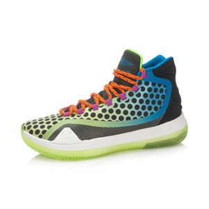 Li-Ning Basketball Shoes 2016 UNIT BOW DYNAMIC SHELL Professional Sports Shoes Lining ABAL021