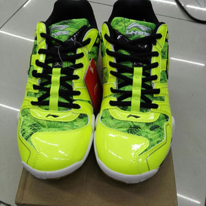 Men Badminton Shoes Olympic 2016 Lining TD Badminton Sports Shoes Li-Ning AYTL067