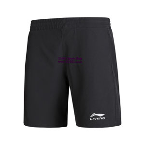 Li Ning Badminton Shorts 2016 Quick-drying Breathable Badminton Sport Shorts Li-Ning AKSK407