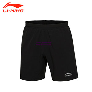 Li Ning Badminton Shorts 2016 Quick-drying Breathable Badminton Sport Shorts Li-Ning AAPJ307 AAPJ166